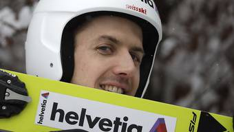 Simon Ammann blickt auf 20 Jahre Weltcup zurück