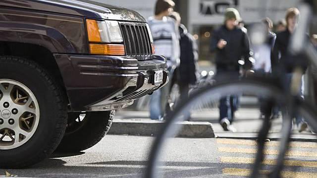 Sicherheit: Offroader schneiden in Studie bessser ab als etwa E-Bikes.
