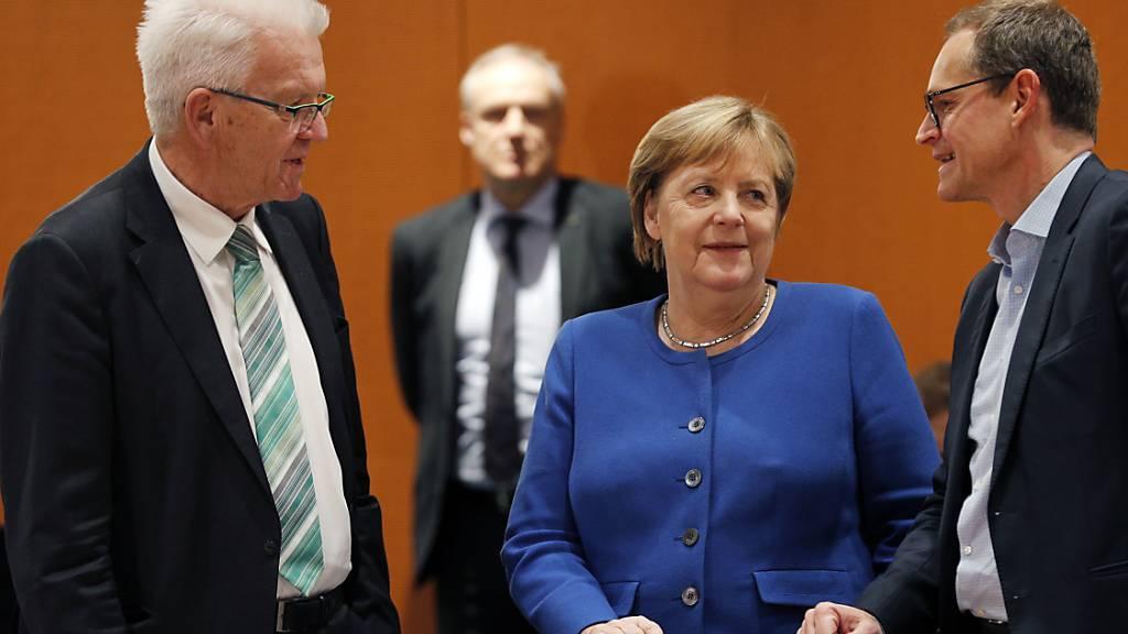 Kretschmann warnt vor Scheitern des Rahmenabkommens mit der EU
