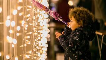 Die schönsten Bilder vom 13. Aarauer Night-Shopping