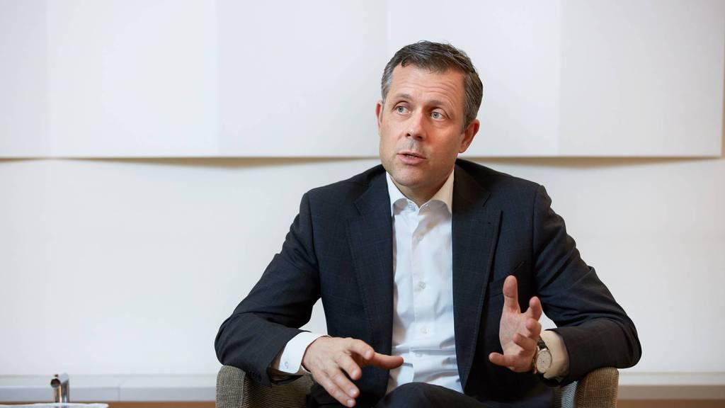 Adé, NAB: Was das Ende für Kunden, Mitarbeiter und den Aargau bedeutet – der CS-Chef im Interview