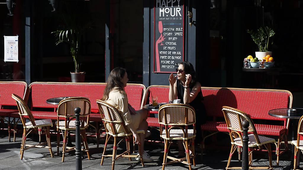 Coronavirus-Lockerungen: Gastronomie in Frankreich wieder geöffnet