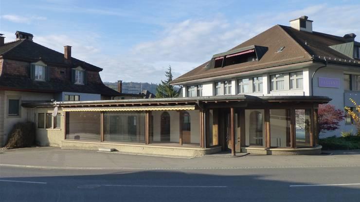 Das neue Kurslokal von Pro Schöftland an der Picardiestrasse 2.
