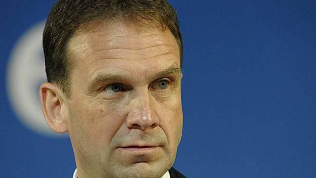 Dieter Althaus ist Spitzenkandidat