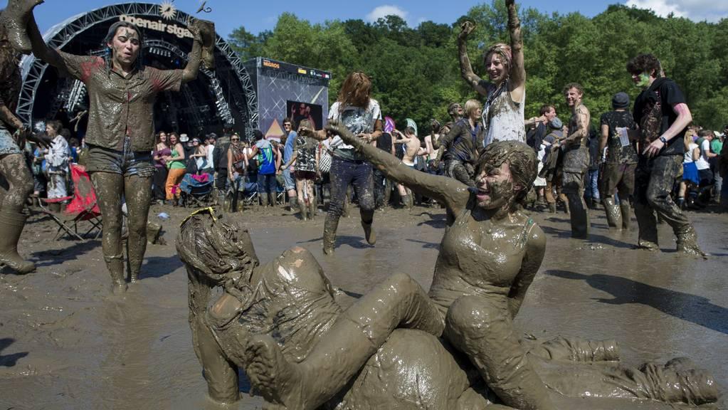 Kommt es zur Schlammschlacht zwischen dem OpenAir St.Gallen und «Out in the Green»-Festival?