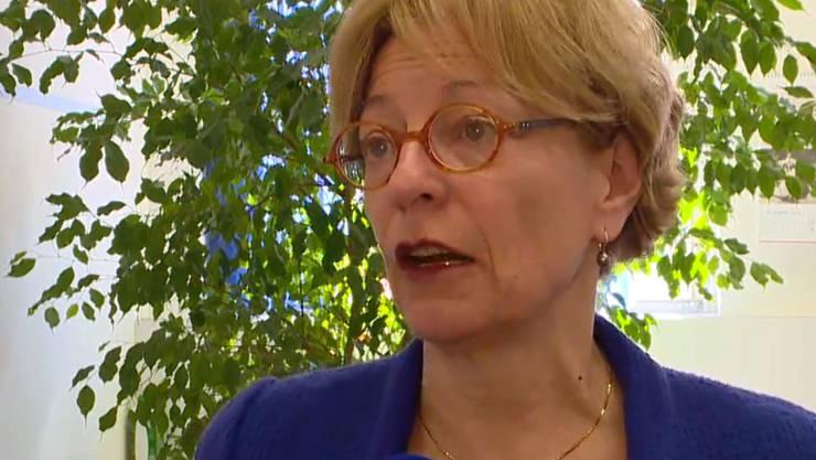Möchte in den Nationalrat nachrücken, darf aber nicht: Die Wädenswiler Gewerkschafterin Julia Gerber Rüegg.