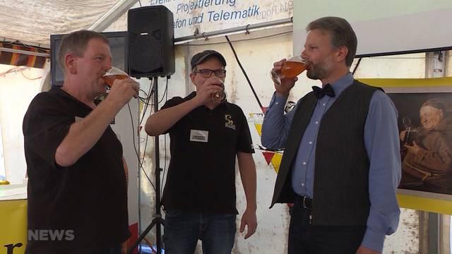Brauerei Sonnrain präsentiert neue Kreation