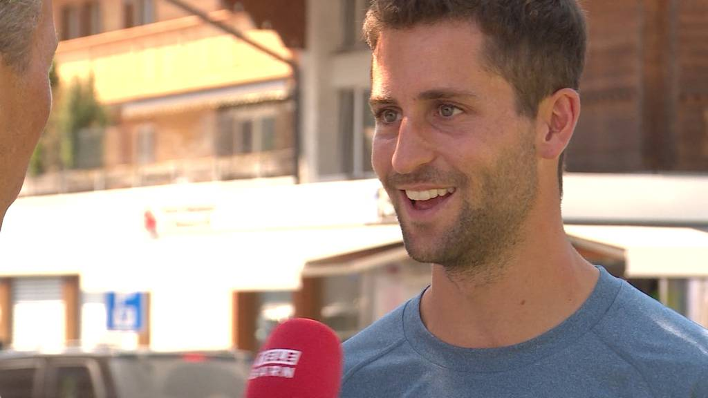 Swiss Open Gstaad: Sandro Ehrat im Interview