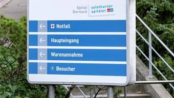 Breites Angebot: Das Spital Dornach ist bereits heute für viele Birstaler die erste medizinische Anlaufstelle.