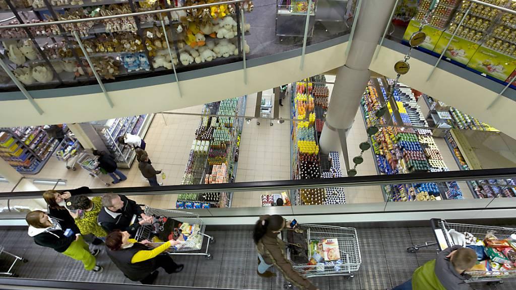 Shoppingcenter verlieren pro Coronatag 39 Millionen Franken