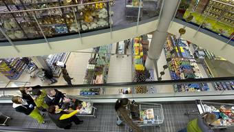 Shoppingcenter verlieren pro Coronatag 39 Millionen Franken. (Archiv)