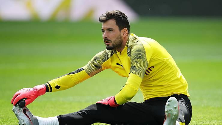 BVB-Goalie Roman Bürki bricht eine Lanze für Lucien Favre