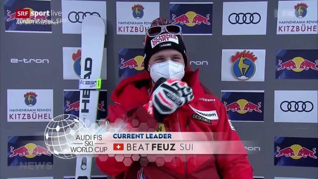 Feuz gewinnt Kitzbühel erneut, Gut-Berahmi holt Gold in Crans Montana