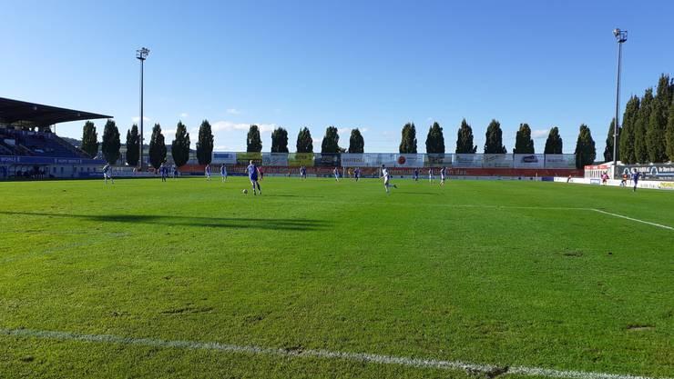 Der FC Wohlen und die U21 von GC trennten sich am Samstag 2:2 Unentschieden.