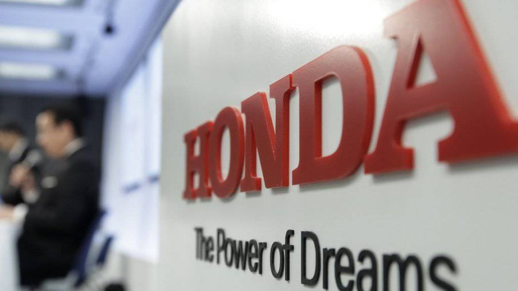 Honda setzt in der Schweiz den Rotstift an: 55 Stellen fallen weg. (Archiv)