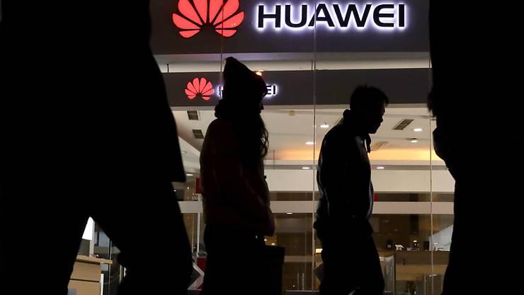 Die Affäre um die vorübergehend verhaftete Finanzchefin des chinesischen Telekomriesen Huawai sorgt für Spannungen zwischen China und Kanada. (Symbolbild)