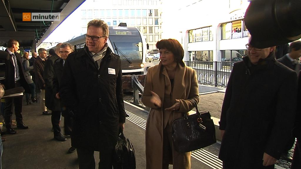 Neue S-Bahn SG