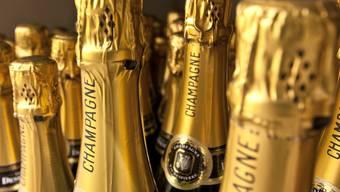 Das Champagner Informationsbüro verzeichnet einen Zuwachs beim Champagner Import (Archiv)