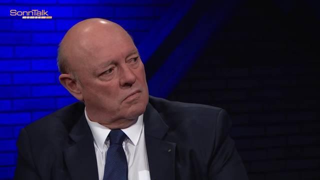 """Ulrich Giezendanner: """"Ein Klaps auf den Po, hat noch keinem geschadet."""""""