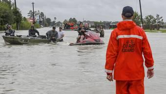 Bilder der Zerstörung in Texas nach Hurrikan «Harvey»