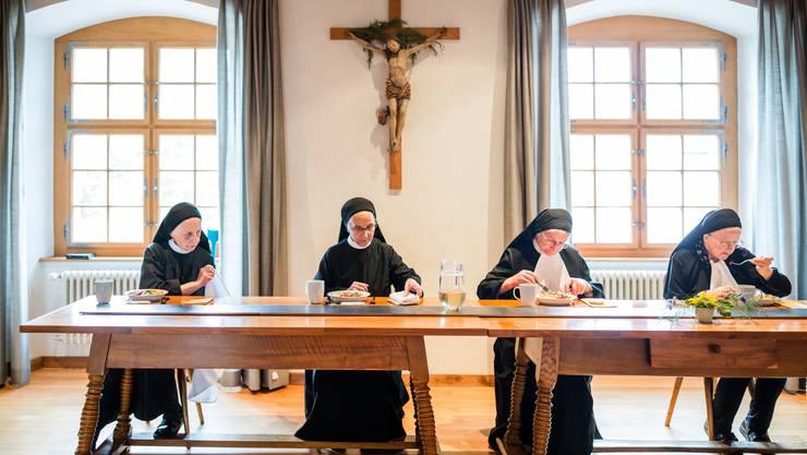 Führungen im Kloster Fahr sind wieder möglich. (Archivbild)