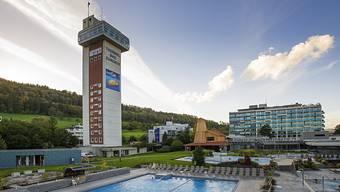 Rund 20 Prozent der Bäder-, Kur- und Hotelgäste in Bad Zurzach kommen aus dem süddeutschen Raum.