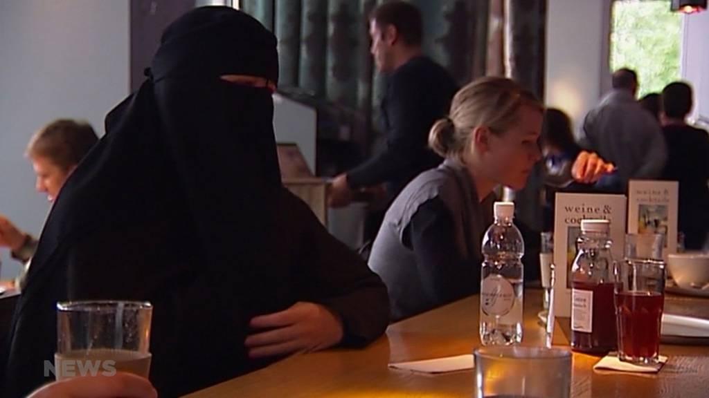 Nein zum Burka-Verbot