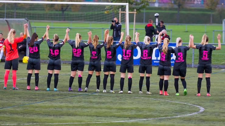 FC Aarau Frauen FC Aarau Frauen vs. GC