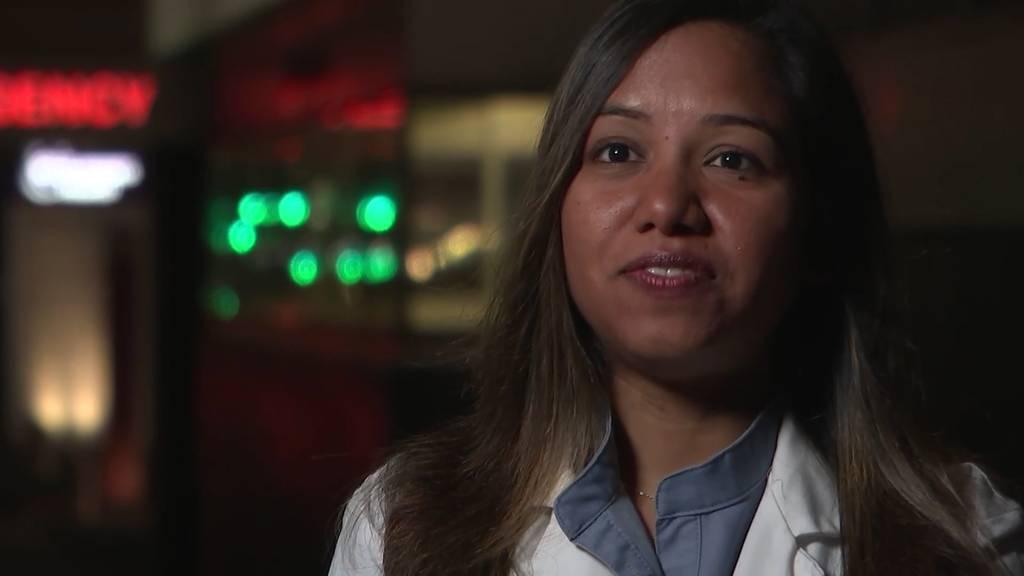 USA: 85'900 Infizierte, 1'300 Tote - Notfallärztin warnt vor Kollaps