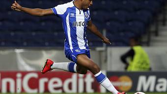 Dreifacher Torschütze für den FC Porto:  Yacine Brahimi