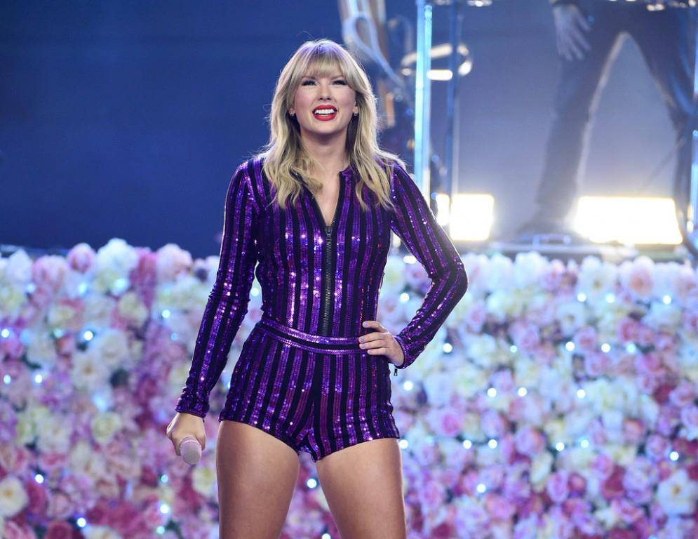 Sängerin Taylor Swift (29) – 185 Millionen Dollar pro Jahr (© Keystone)