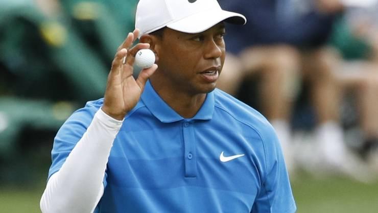 Tiger Woods ist dabei, endlich wieder eine Saison ohne gesundheitliche Rückschläge zu absolvieren