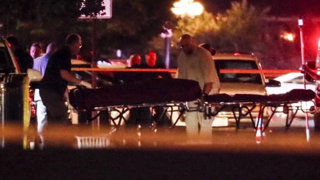 Mindestens 30 Tote: Zwei Amokläufe erschüttern die USA