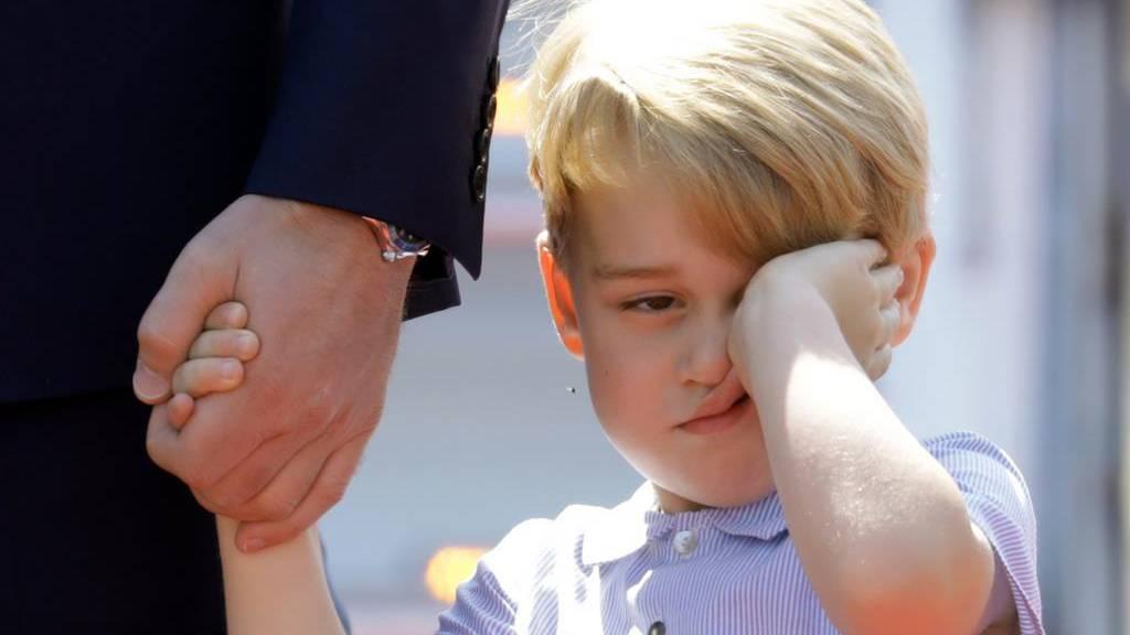 7 Fakten zu Prinz Georges 7. Geburi