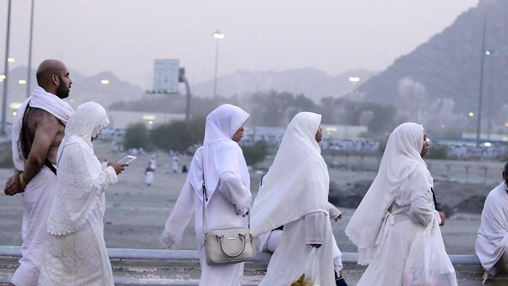Saudi-Arabien geht bei seiner allmählichen gesellschaftlichen Öffnung einen Schritt weiter: 2018 sollen Frauen Zutritt zu drei Sportstadien erhalten. (Symbolbild)