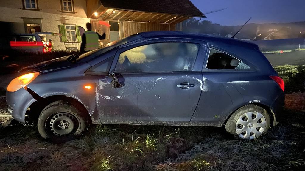 20-Jährige verliert wegen Niesattacke Kontrolle über ihr Auto