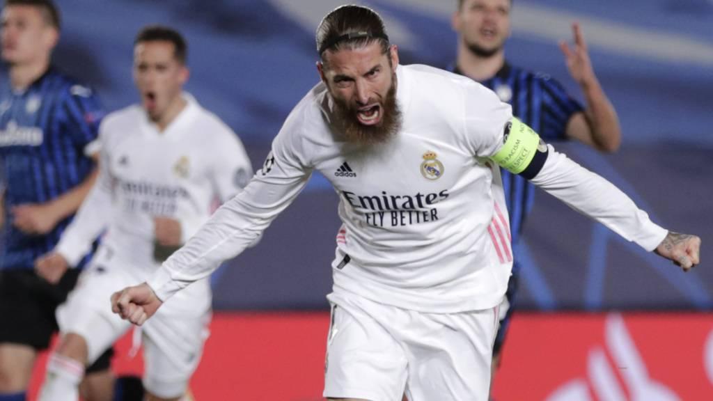 Wechsel von Ramos zu PSG perfekt