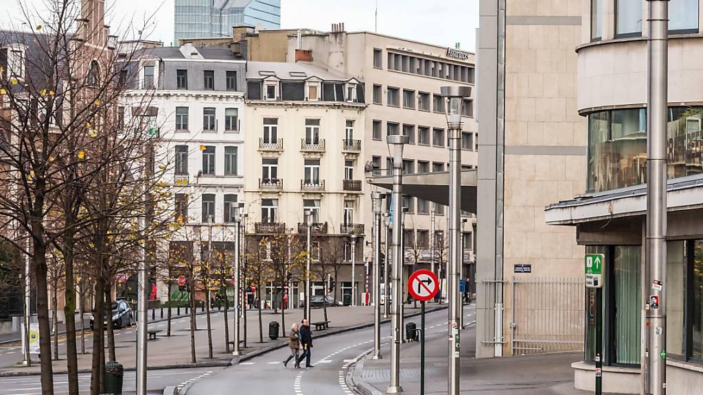Die EU-Kommission will Geld in die Verkehrsinfrastruktur der EU-Länder pumpen. (Symbolbild Brüssel)