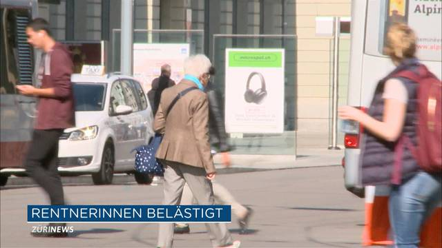 53-Jähriger belästigt Rentnerinnen in Winterthur