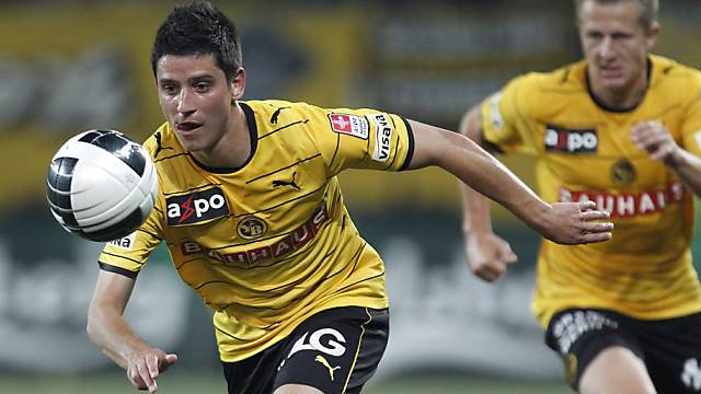 Moreno Costanzo schoss die Young Boys in Front