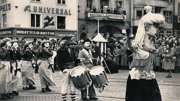1948 – Dritti Schnapps- und erschti Siessmoschtwälle