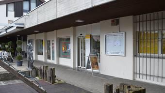 Informationsveranstaltung, weil die Poststelle in Hausen geschlossen werden sollte. Die Poststelle ist im Huserhof untergebracht.