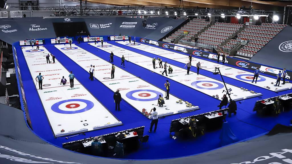 Frauen-WM in Calgary statt in Schaffhausen