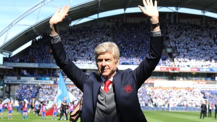 Arsenals Trainerlegende Arsène Wenger wünscht sich eine WM alle zwei Jahre