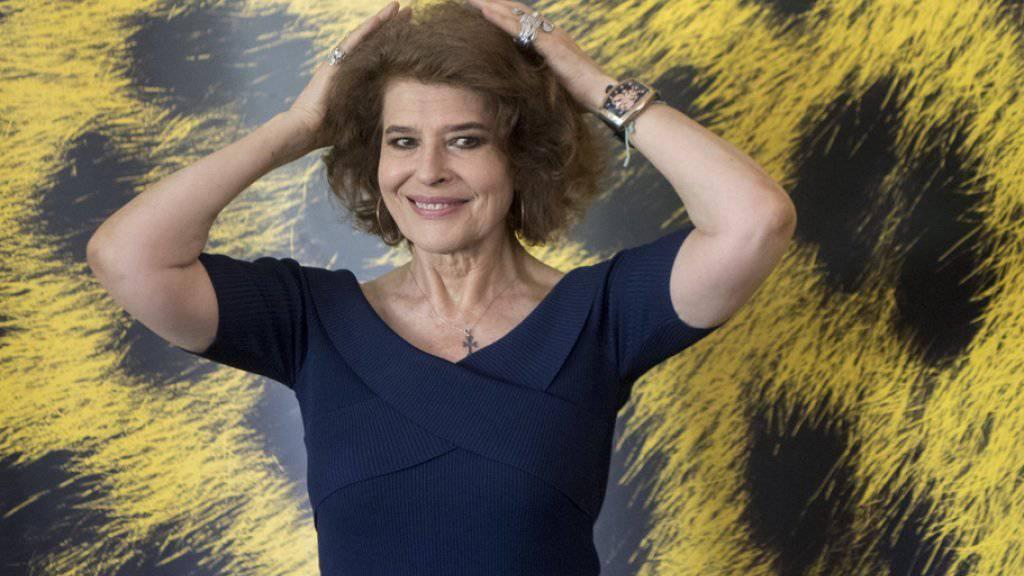 Mit Charisma und Galgenhumor: Fanny Ardants Auftritt am Filmfestival in Locarno gehörte zu den bisher besten Momenten der Jubiläumsausgabe.