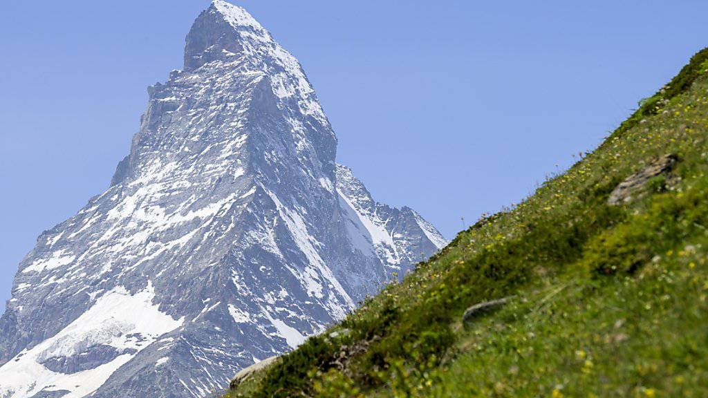Alpinist am Matterhorn zu Tode gestürzt
