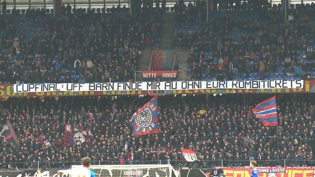 Cup-Final-Streit: FCB-Fans müssen nicht im Fanzug nach Bern