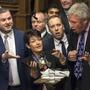 John Bercow, der Sprecher des britischen Unterhauses tritt zurück.