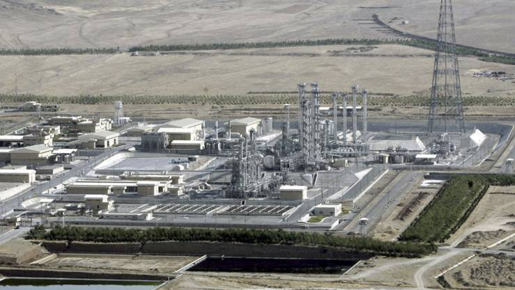 Der Iran hat den Bau des Schwerwasserreaktors in Arak nicht fortgesetzt, hat die IAEA in ihrem ersten Bericht nach Inkrafttreten des Atomabkommens festgestellt. (Symbolbild)