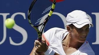 Romina Oprandi ist auf Siegeskurs